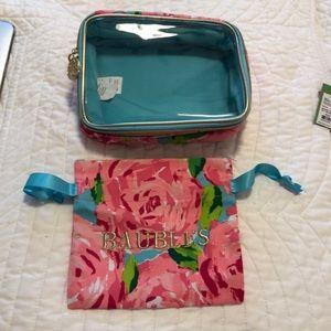 NWT Lilly Pulitzer Travel Jewlery Case